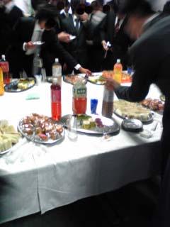 立食パーティ