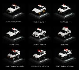 ちびっこチョロQパトロールカーコレクション