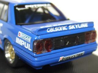 1/43 エブロ製 Calsonic SKYLINE Gr.A 1988