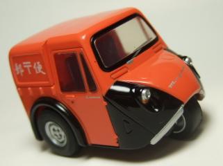 チョロQ マツダ K360 郵便自動車