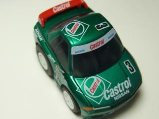 RQ-Q CASTROL RB SKYLINE GT-R32