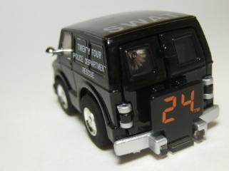 24チョロQ SWAT