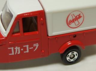 トミカくじ8『コカ・コーラ アートコレクション』 ミゼット