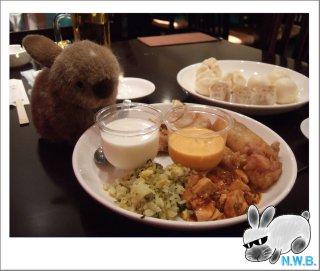 中華街にて夕食