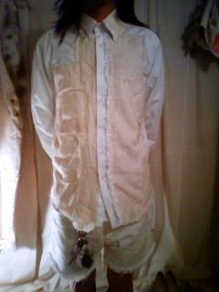 ドレスシャツ