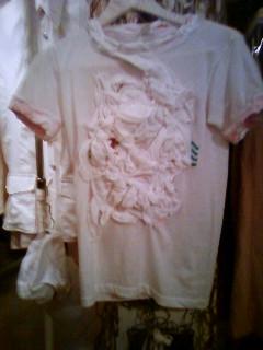 Tシャツ 白2