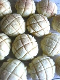るみ子さんのメロンパン