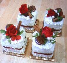 プリザ・ケーキ