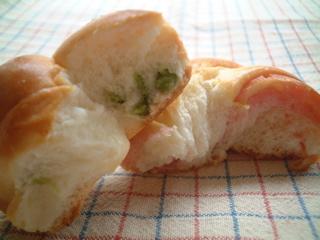ひかるちゃんのパン