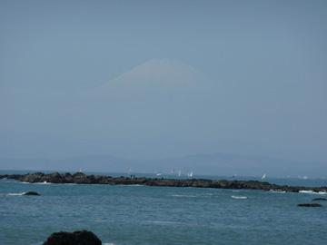 2009年3月15日富士山2