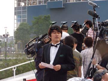 ターミネーター4 ジャパンプレミア@アーバンドックららぽーと豊洲