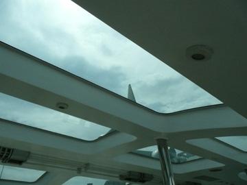 7月12日 ヒミコ乗船会 アンテナ