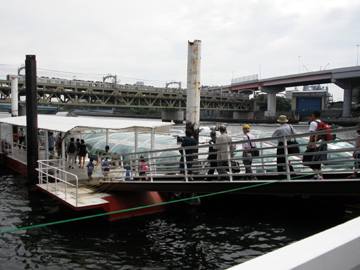 ヒミコ乗船会 乗船開始!!