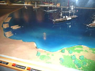 船の科学館 - 黒船