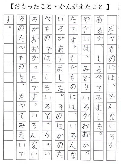 夏休み自由研究03