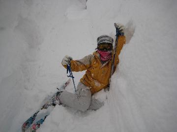 ski in Shiga