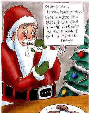 クリスマスカード1