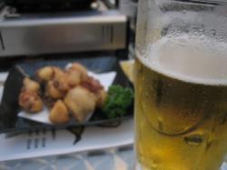 生ビール500円