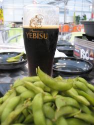 黒生ビール500円
