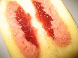 苺クリームが2種類(!o!)