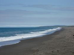こちらはオホーツク海