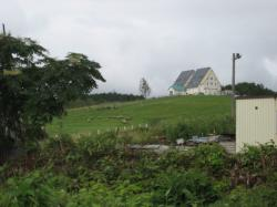 士別の丘に建つファームレストランμ(ミュー)