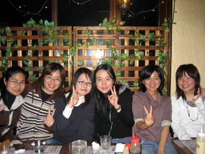 一番右のは優子さん(*^^)