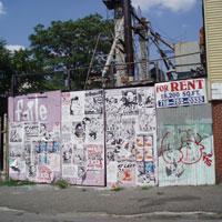 brooklyn壁