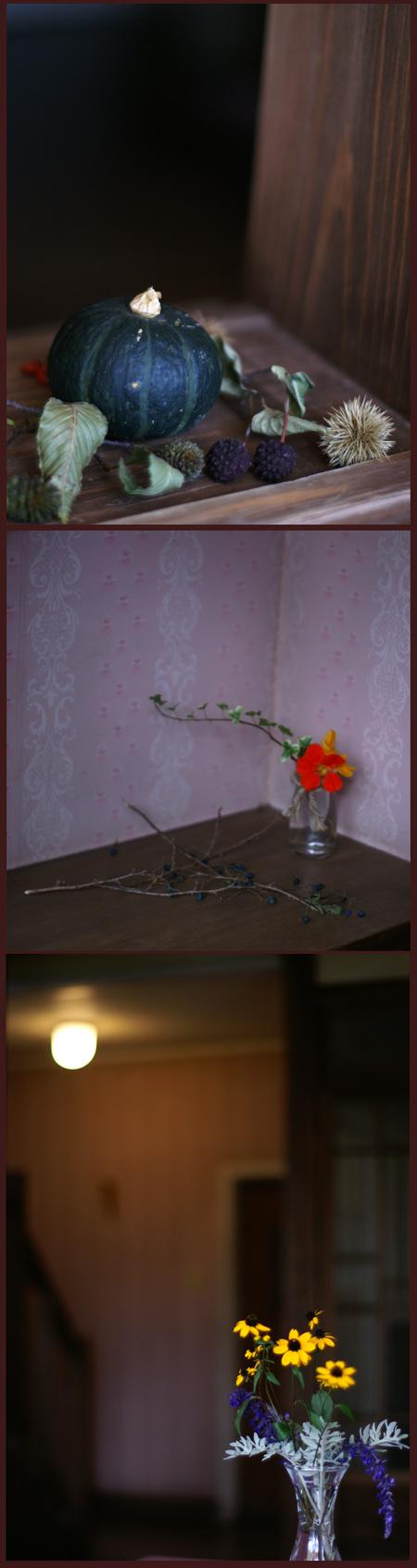 おばあちゃんの家の中1