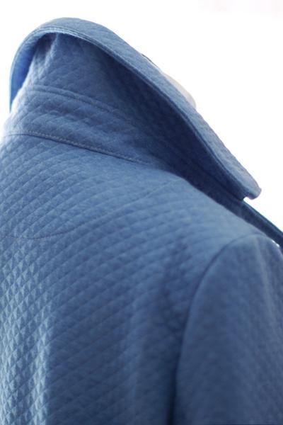ジャケット 襟