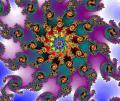 マンデルブロ集合ケース2(解像度高)