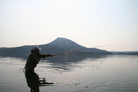2006-05-26阿寒湖ヤイタイ崎