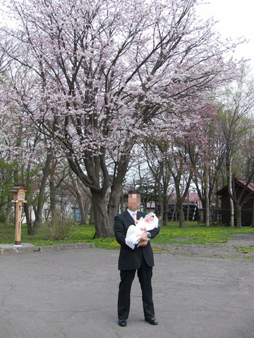 桜がきれいだねぇ~