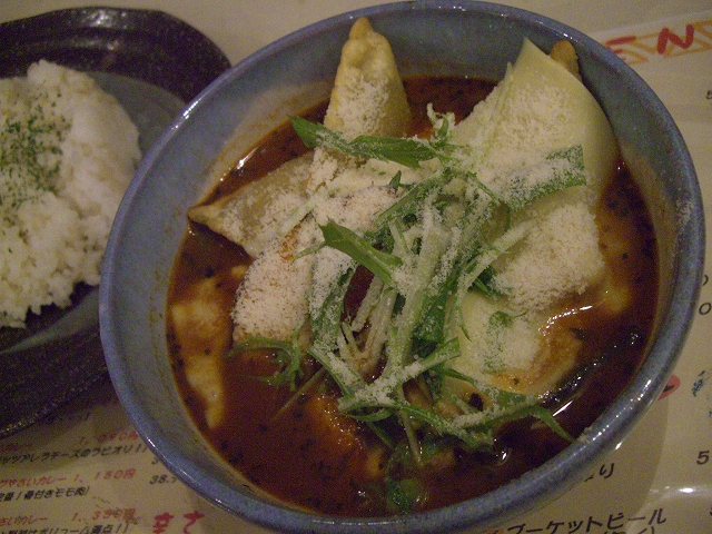 12種野菜+ラビオリ、チーズ_20080202