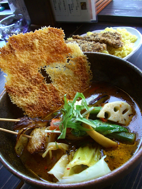 野菜+魚フライ、焼きチーズ_黄(7)_20080308