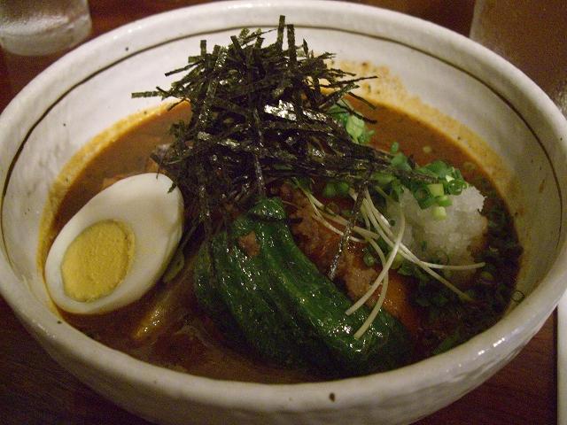 カブと揚げ出し豆腐の肉そぼろ(20)_20080620
