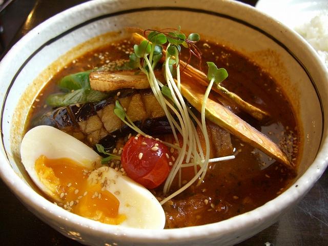 角煮と野菜と半熟卵(15)_20080726