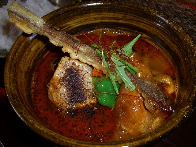 紅茶豚となめこ(5)_20081102