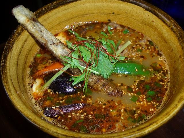 ラムとニラ豆腐(4)_20081102