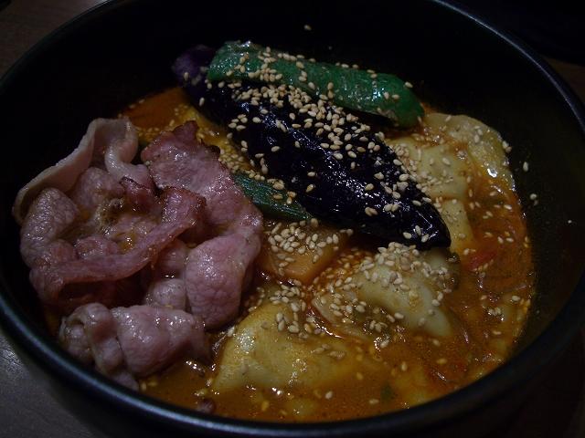 momoと野菜+ベーコン(40_20081206