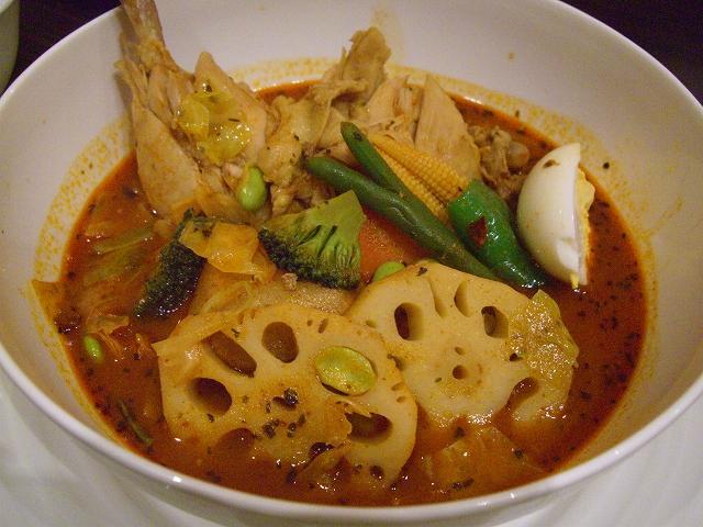 チキンと野菜(100)_20081223
