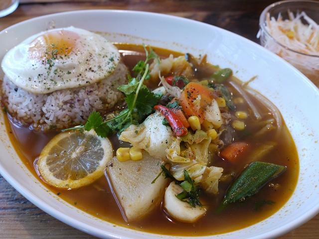 野菜スープ(激辛)_20090310