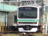 クハE233-2001のいないマトK1編成
