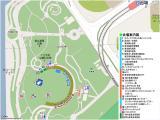 潮風公園会場MAP