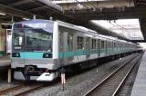 9252M 回送のE233系2000番台