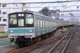 松戸車両センターに向かう207系900番台