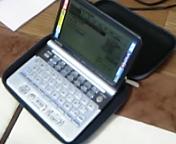 ◆送料・振込手数料無料!◆Casio 電子辞書 XD-GT9300