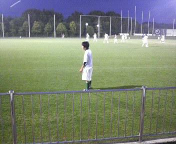 サッカー観戦 ②