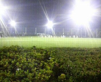 サッカー観戦 ③