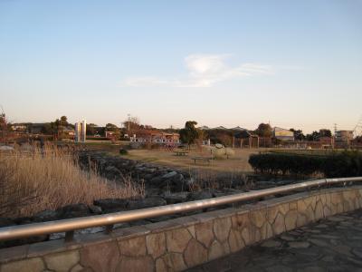 親水公園 ①